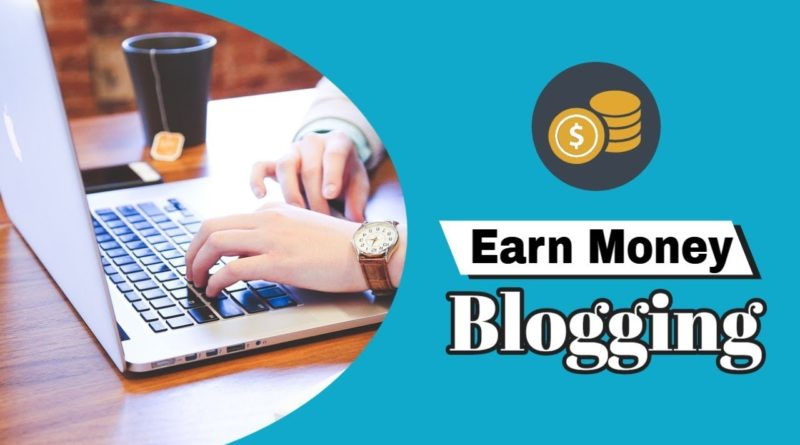 Tips on how to Make Cash Running a blog in 2019 💰 Running a blog for Learners 1