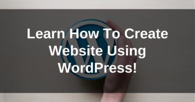 How to create a WordPress Website for Blogging or CPA Marketing Bangla Tutorial