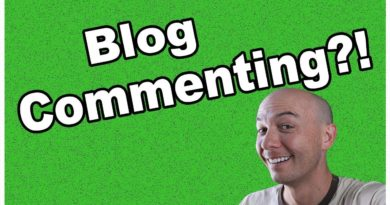 How to find blogs to comment on for Niche Sites (link building)