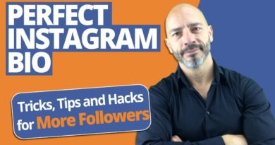 Instagram Bio: Tricks, Tips and Hacks for more Followers [Business edition]