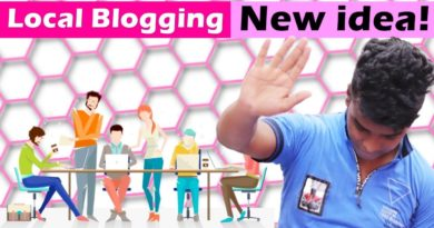 Local Blogging | Another New idea to Blog
