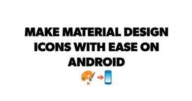 Make Material Design Icons On Android   Material Icon Generator