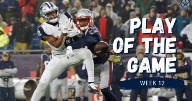 Randall Cobb Evades Three Defenders for 59-yd Gain | Play of the Game | Blogging the Boys