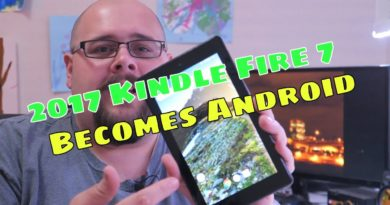 Review & How-To: 7th Gen Kindle Fire 7 to Android (NO ROOT)