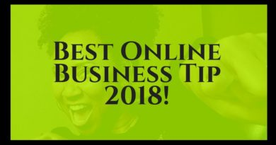 The Best Online Business Tips in 2018