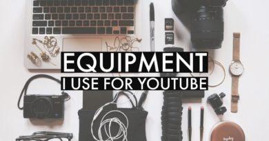 What I Use For Vlogging/Blogging   Vlogging Tips & Tricks   Aja Dang
