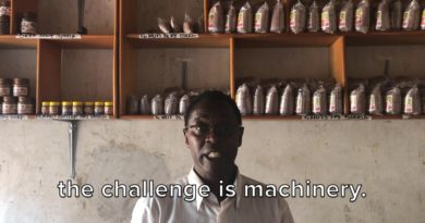 What challenges lay ahead for a small business owner in Uganda?