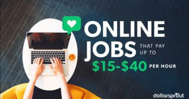 10 BEST Online Jobs to Work From Home (Earn $15-$40+/Hour)