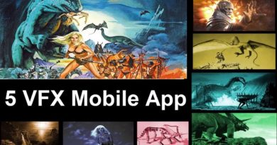 5 Free Movie VFX Maker Android App / Top 5 Android Apps For Visual Effects