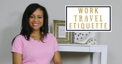 5 Tips For Business Travel Etiquette | Business Etiquette