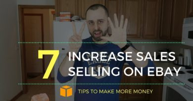 7 Tips to Increase Sales Selling on eBay