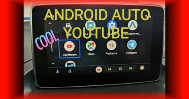 ANDROID AUTO Youtube (2019)
