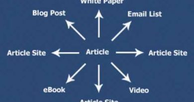 Article Marketing Tips: Generate Massive Traffic through Articles