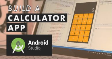 Build a Calculator App in Android Studio + Grow Your Earning Power as a Mobile Developer in 2019!