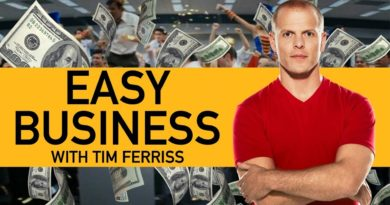 Business Tips for Beginners: How to Start a Business (With Tim Ferriss)