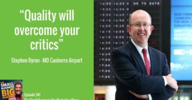 Customer experience tips from the owner of Australia's best airport | #341