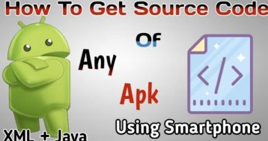 How To Get Source Code Of Any Application In Android Mobile || Earn Money With Any App Decompile Apk