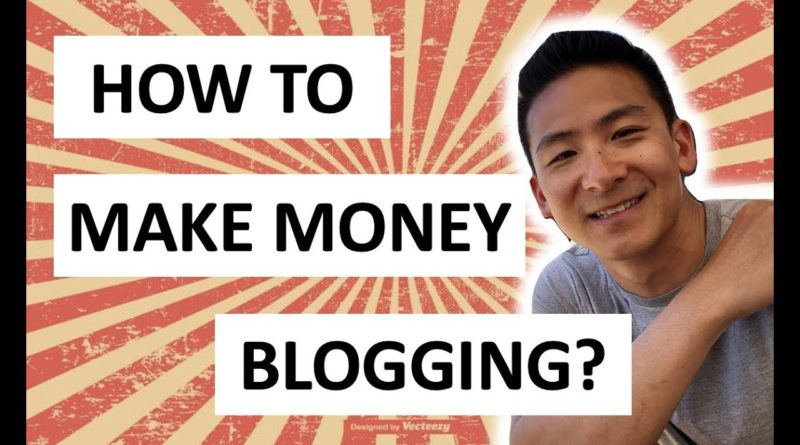 How To Make Money Blogging For Beginners (How Do Bloggers Get Paid)?