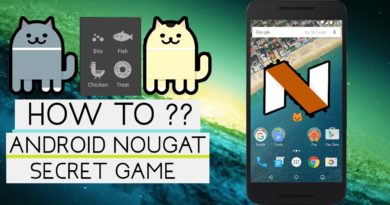 How To Play A Secret GAME in Android 7.0 NOUGAT ??