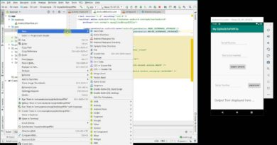 How to fetch data from SQLite database and put that in a PDF File in your Android App? - source code