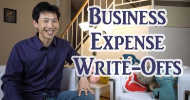 Increasing Business Expenses for Tax Write-offs