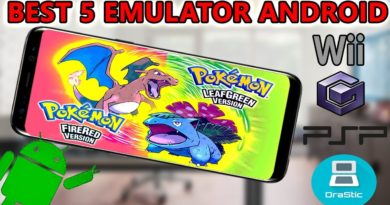 MUST WATCH!! 5 BEST EMULATOR FOR ANDROID