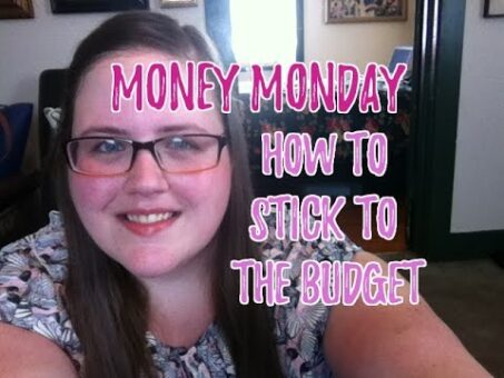 Money Monday 33: How to stick to the budget -$15,352