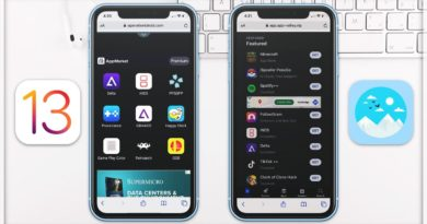*NEW* Install Tweaked Apps/Games iOS 13 / 12 (AppValley & AppMarket)