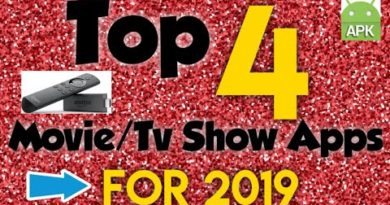 (NEW)🏅four BEST FREE TV SHOW & MOVIE APKS FOR 2019🏅 ANDROID TABLET PHONE BOX & FIRESTICK, SHIELD! 7