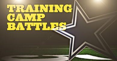 NFL Preseason Video Series: 2012 Dallas Cowboys Roster Battles