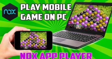 NOX App Player | Best Android Emulator For Play Android Games On Windows & MAC PC