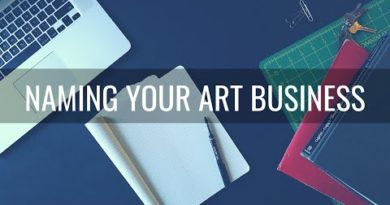 Naming Your Art Business