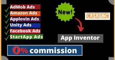 New Android App Maker , Drag and Drop - 0% Commission