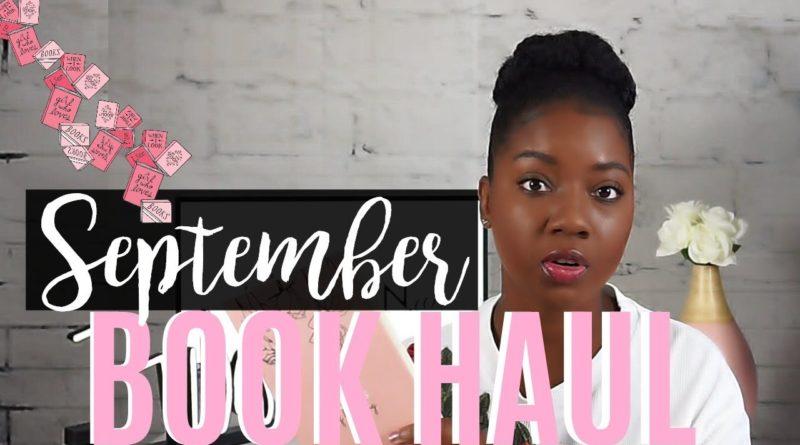 September Book Haul: Mindset + Poetry + Blogging