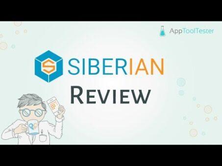 Siberian CMS Review - A True Open Source App Maker