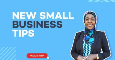 TIPS FOR NEW BUSINESS OWNERS: New Small Business Tips