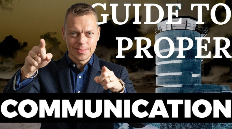Tips For Effective Professional Communication And Business Email Etiquette