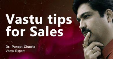 Vastu tips for business | Vastu for good sales | Dr. Puneet Chawla