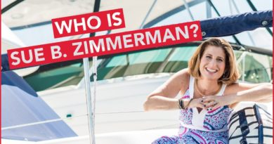 Who Is Sue B. Zimmerman? (Instagram Tips For Business)