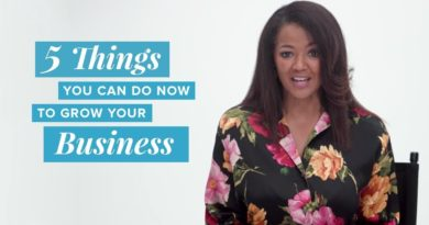 Women in Business - 5 Tips For Success