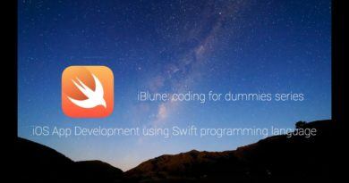 iOS app development with Swift for dummies