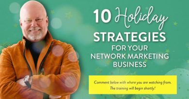 10 Holiday Strategies for your Network Marketing Business