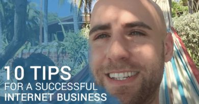 10 Tips For Building A Successful Internet Business That Makes Passive Income