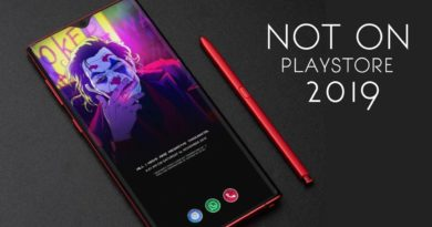 3 Amazing Android apps NOT AVAILABLE ON PLAY STORE 2019