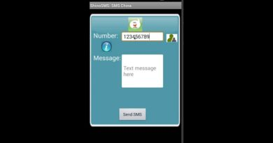 Android Free SMS China App Review