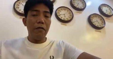 Ang mayabang na blogger supalpal ka FLM.
