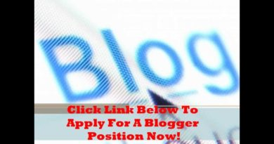 Bloggers Hack - Find TOP Blogging Jobs Within The Next 30 Secs