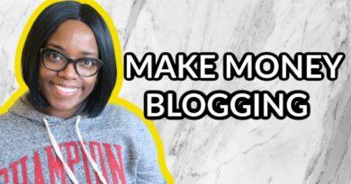 Blogging for Beginners! Making Money Blogging in 2020 as a SIDE HUSTLE