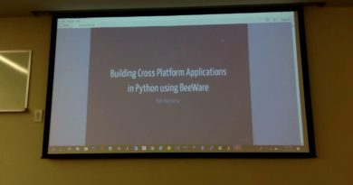 Build Native Mobile Apps with Python and BeeWare (Python Frederick)