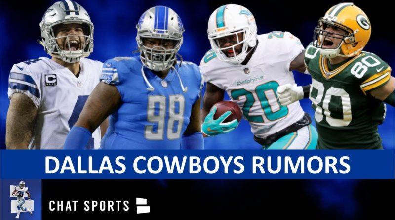 Cowboys Rumors: Dak Franchise Tag? Sign Damon Harrison, Reshad Jones Or Jimmy Graham In Free Agency?